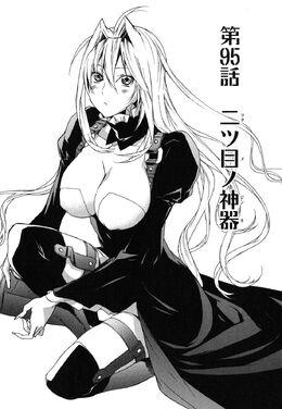 Sekirei manga chapter 095