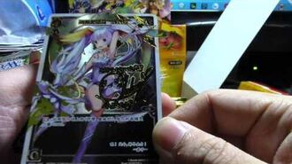 Wixoss TCG 01 Chinese Review 中国語開封 part4