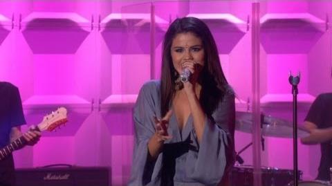 Selena Gomez - Come & Get It, Live on The Ellen Show