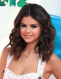 Selena Gomez at the 2012 KCAs