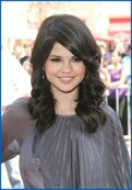 Selena at the Another Cinderella Story premiere