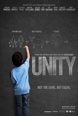Unity Film Poster