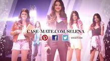 Selena's Case-Mate promotional picture