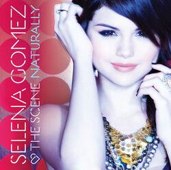 SelenaGomez - Naturallycover