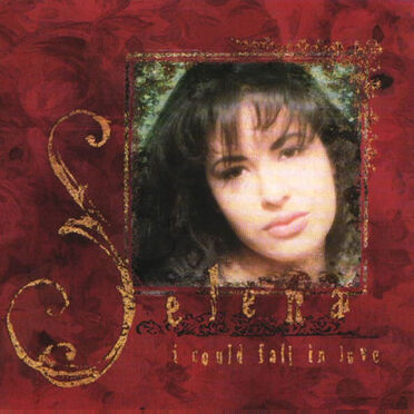 Selena-I Could Fall In Love (CD Single)-Frontal
