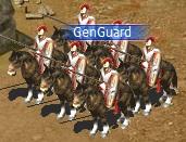 General's bodyguards