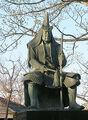 Statue of Kenshin Uesugi 2