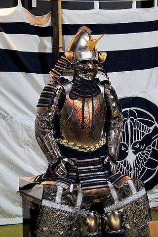 File:Kenshin Uesugi's armour.jpg