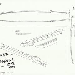 Tsubasa's Armed Gear