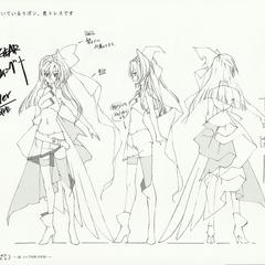 Tsubasa's Concert Clothes
