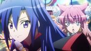 Tsubasa and Maria duet