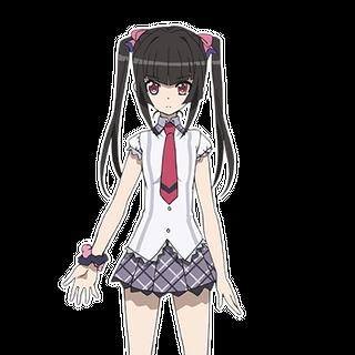 Shirabe's school uniform.