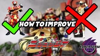 How Ninninger Could've Been Improved - Kamen Sense Ep. 1