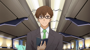 Manager Shinji