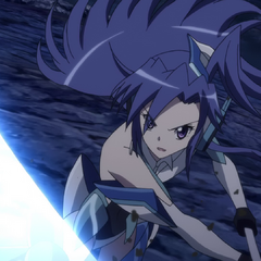 Tsubasa fighting