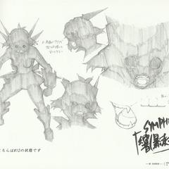 Hibiki's Berserk form