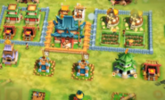 Sensei Wars Towns