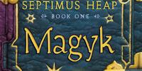 Magyk (book)
