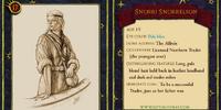 Snorri Snorrelssen