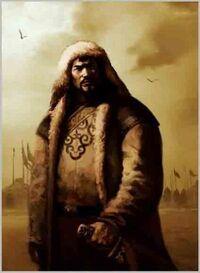 Темуджин-Єсугеїв-син-цар-Чингіз