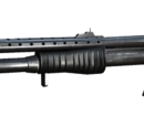 12 Gauge Pump-Action Shotgun (SS3)
