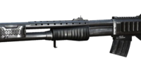 12 Gauge Pump-Action Shotgun (SS3)
