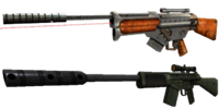 RAPTOR Sniper Rifle