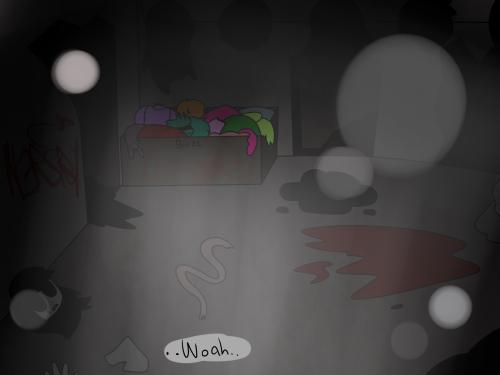 School-hideout