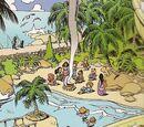Plage du parc du Treasure Island