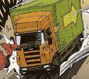 Camion jaune N°117