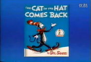 The Cat in the Hat comes back (book)