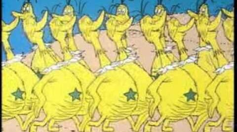 Sneetches on Beaches