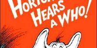 Horton Hears a Who! (Book)