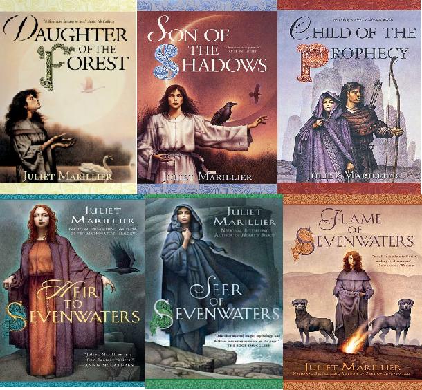 Sevenwaters-books