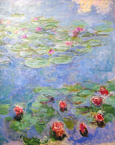 File:Monet- Water Lilies.jpg