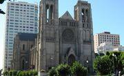 4624705-Grace Cathedral in Nob Hill San Francisco San Francisco