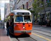 180px-San Francisco's Historic Streetcar System