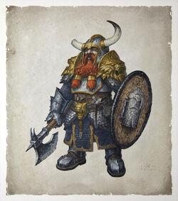 Wallpaper Race Dwarf