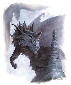 Demon-Possessed Dragon