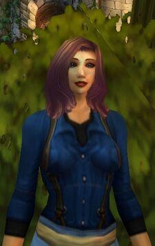 Tabeth Portrait