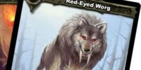 Red-Eyed Worg