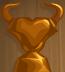 Bull Hour (Bronze)