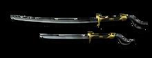 Weapon boss daisho