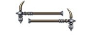 Weapon battle hammers