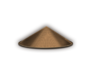 Helm conical hat
