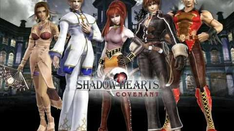Shadow Hearts 2 - Evil Gate Opener I ~ Arrival at The Stronghold I