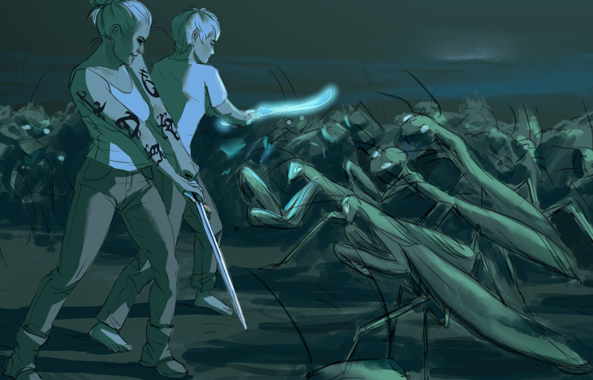 Demonios mantid | Wiki Shadowhunters en Español | FANDOM