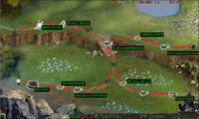 SLO - Quest 27 - Eyes of Odin - route map