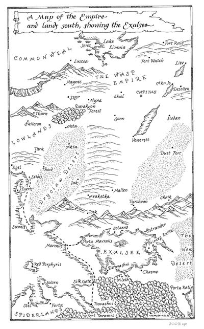 East-Empire and Exalsee