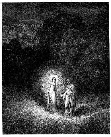File:Dante Alighieri Inferno Plate 7 (Beatrice).jpg